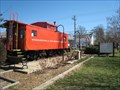 Image for Washington and Old Dominion Caboose