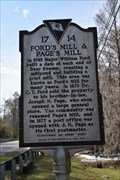 Image for 17 14 Ford's Mill and Pages's Mill/Lakeview