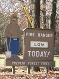 Image for Smokey Bear - George Washington Management Area - Chepachet, RI