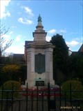 Image for War Memorial - Shepshed, Leicestershire