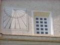 Image for Sundial on Church in Church Vallica