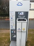 Image for Station de rechargement électrique, Place de la mairie, Adriers, France