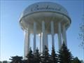 Image for Beachwood Ohio water tower