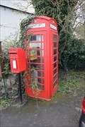 Image for Red Telephone Box - Breedon on the Hill, Leicestershire, DE73 8AX