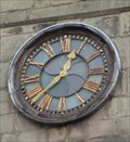Image for St Julian's Clock - Shrewsbury, Shropshire, UK.