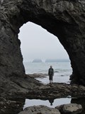 Image for Hole in the Wall, Rialto Beach, La Push, Washington