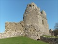 Image for Ogmore Castle - Satellite Oddity - Wales. Great Britain.[