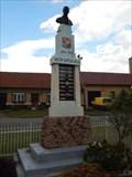 Image for Pomnik obetem 1. svetove valky - Hvezdlice, Czech Republic