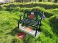 Image for Billy Redmayne - Memorial Bench - Gooseneck, Isle of Man