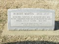 Image for Robert Martin - Summit View Cemetery - Guthrie, OK