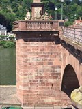 Image for High Water Marks for Neckar River - Heidelberg, Germany