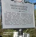 Image for Bridgeforth High School (3F 41) - Pulaski TN