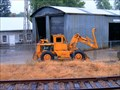 Image for Hy-Rail Front End Loader w/ Hook Attachment - A&R RR - Aberdeen, NC