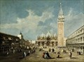 Image for Piazza San Marco by Francesco Guardi - Venice, Italy