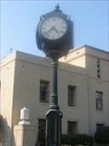 Image for Millennium Clock Plaza - San Luis Obispo, CA