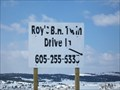 Image for Roy's Black Hills Twin Drive-In, Hermosa, South Dakota