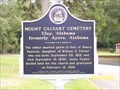 Image for Mount Calvary Cemetery - Clay, AL