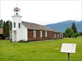 Image for Mission Church - St. Mary's Mission Historic District - Stevensville, MT