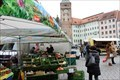 Image for Bauernmarkt / Farmers' Market - Landsberg am Lech, Bavaria, Germany