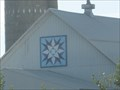 Image for Blue Star Barn Quilt – Dunkerton, IA