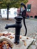 Image for Bryggertorvets Vandpumpe - Fjerritslev, Denmark