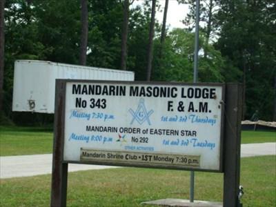 Mandarin Masonic Lodge #343 - Jacksonville, Florida