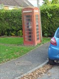 Image for Red Telephone Box, Kinlet, Shropshire, England