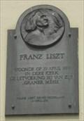 Image for Franz Liszt - Amsterdam, Netherlands
