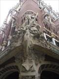 Image for Palau de la Música Catalana - Barcelona, Spain