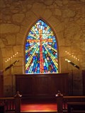 Image for Little Church of La Villita Stained Glass - San Antonio, Texas