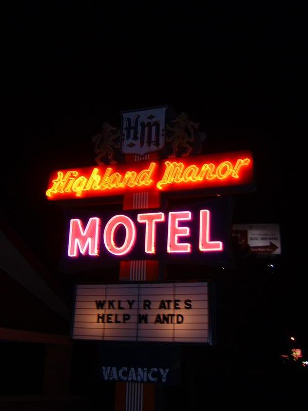 Motel  Lombard Illinois