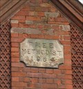 Image for 1864 - Free Methodist church, Derby Road - Kegworth, Leicestershire