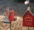 Image for Diesel Truck Mailbox