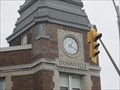 Image for Post Office Clock, Dunnville, ON
