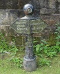 Image for Rochdale Canal New Mile 10 Milepost – Todmorden, UK