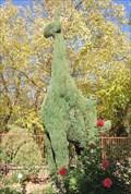 Image for Gilroy Gardens Giraffe