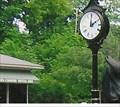 Image for Clock - Chamber of Commerce - Pawhuska, OK