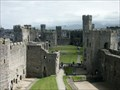 Image for Caernarfon Castle - Caernarfon, Wales, UK