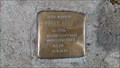 Image for Stolperstein Moses Herz - Bonn, Germany