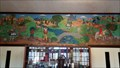 Image for The Kingdom of Books Mural - Roosevelt Elementary School - Klamath Falls, OR