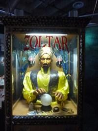 Zoltar - MOSI - Tampa, Florida, USA.