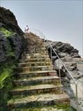 Image for Stairs of Playa Catedrais - Ribadeo, Lugo, Galicia, España
