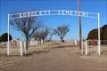 Image for Goodlett Cemetery - Wheatland, TX