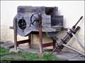 Image for Vintage fanning mill / Historický cistící mlýnek na obilí - Brevnov Archabbey (Prague)