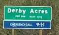 Image for Derby Acres, California ~ Elevation 1,366 ft.