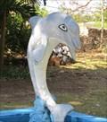 Image for Parque Josone Fish Statue - Varadero, Cuba.
