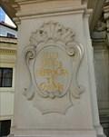 Image for 1709 - Statuary pedestal - Prague, Czech Republic