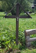 Image for Wooden Wayside Cross - Ernen, VS, Switzerland