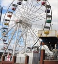 Image for Barry Island Pleasure Park - Ferris Wheel - Barry, Wales.