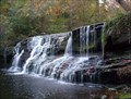 Image for Mardis Mill Falls - Fowler Spring, Alabama